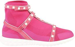 Valentino High Top Sneakers