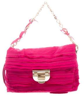 Nina Ricci Ruffled Shoulder Bag""