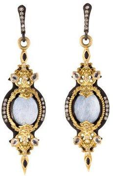 Armenta Diamond & Multistone Drop Earrings
