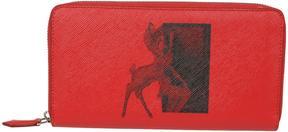 Givenchy Bambi Zip Around Wallet