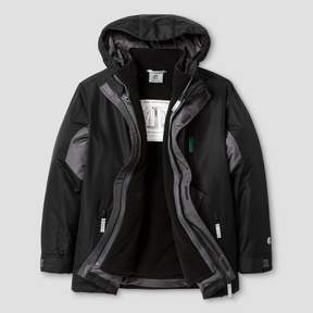 Champion Boys' 3-in-1 System Reversible Jacket