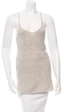 Calvin Klein Collection Sleeveless Open Knit Top w/ Tags