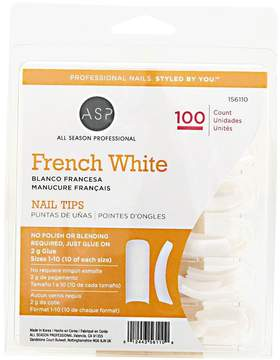 ASP French White Tips