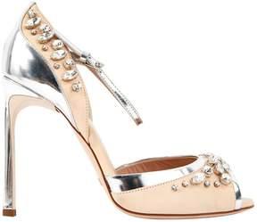 Sebastian Leather heels