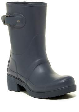 Hunter Waterproof Ankle Rain Boot