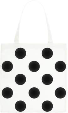Forever 21 Polka Dot Shopper Tote Bag