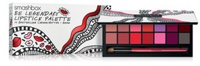 Smashbox Drawn In, Decked Out Be Legendary Lipstick Palette - No Color