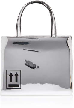 Off-White Off White Mirror Mini Box Bag