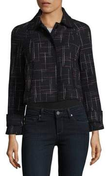 Ellen Tracy Aurora Tweed Jacket