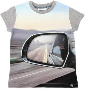 Molo Street Printed Cotton Jersey T-Shirt