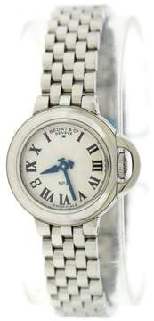 Bedat & Co No. 8 827.011.600 Stainless Steel Quartz 26mm Womens Watch