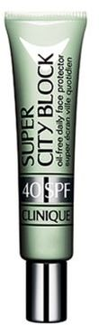 Clinique Super City Block Oil-Free Daily Face Protector SPF 40/1.4 oz.