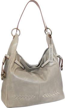 Nino Bossi Sylvie Leather Shoulder Bag (Women's)