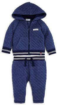 Absorba Boys' Quilted Hoodie & Joggers Set - Baby