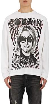 R 13 Men's Cobain Graphic Cotton T-Shirt