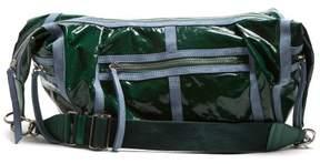 Isabel Marant Nawey Patent Bag - Womens - Green