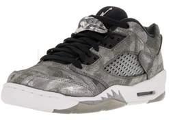 Jordan Nike Kids Air 5 Retro Prem Low Gg Basketball Shoe.