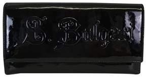 Bvlgari Black Patent Leather Wallet
