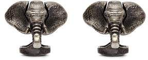 Tateossian Mechanical elephant cufflinks