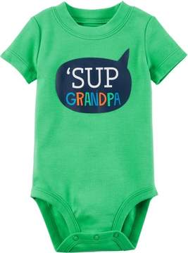 Carter's Baby Boys 'Sup Grandpa Bodysuit