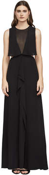 BCBGMAXAZRIA Fiona Open-Back Gown