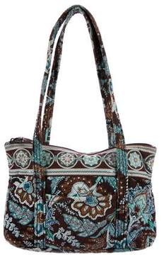 Vera Bradley Quilted Shoulder Bag