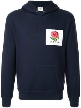 Kent & Curwen patched jumper