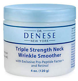 Dr. μ Dr. Denese Super-size Triple Strength Neck Wrinkle Smoother, 4 oz.