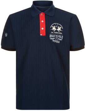 La Martina Striped Polo Shirt