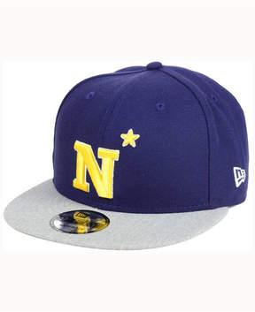 New Era Navy Midshipmen Mb 9FIFTY Snapback Cap