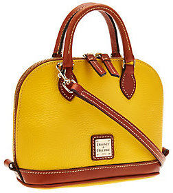 Dooney & Bourke Pebble Leather Bitsy Bag - ONE COLOR - STYLE