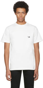 Calvin Klein White Logo T-Shirt