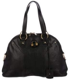 Saint Laurent Leather Muse Bag