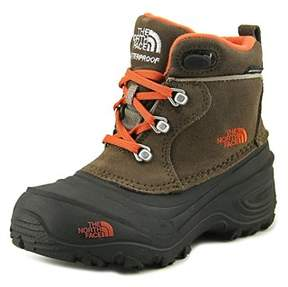 The North Face Chilkat Ii Round Toe Leather Boot.