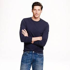 J.Crew Slim broken-in long-sleeve T-shirt