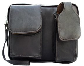 Piel Leather CARRY-ALL BAG