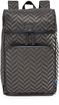 Uri Minkoff Printed Nylon Stanton Backpack