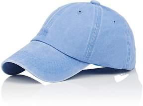 Barneys New York WOMEN'S TWILL BASEBALL CAP