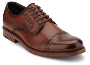 G.H. Bass & Co & Co. Mens Tinton Brogued Cap Toe Dress Shoe.