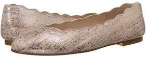 French Sole Jigsaw Women's Flat Shoes