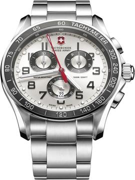Victorinox Chrono Classic XLS Tachymeter Watch, 45mm