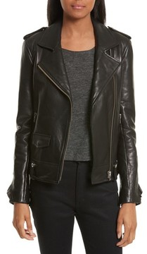 IRO Women's Dumont Leather Jacket