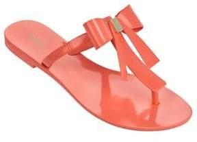 Melissa T-Bar Thong Sandals