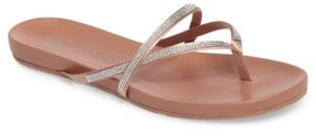 Pedro Garcia Women's Giulia Crystal Embellished Sandal