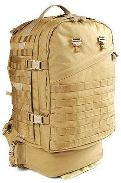 Asstd National Brand Blackhawk Velocity X3 Jump Pack Coyote Tan