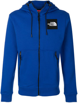 The North Face zipped fitted jacket