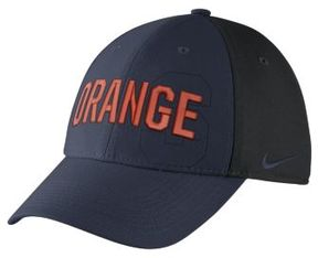 Nike College Classic Swoosh Flex (Syracuse) Fitted Hat