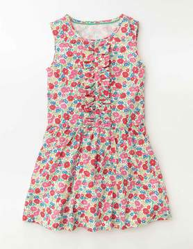 Boden Jersey Ruffle Dress