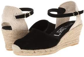 David Tate Europa Women's Wedge Shoes