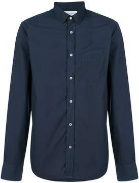 Officine Generale long-sleeved shirt
